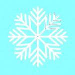 Как нарисовать снежинку в Иллюстраторе