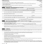 Заполнение налоговой формы W-8BEN