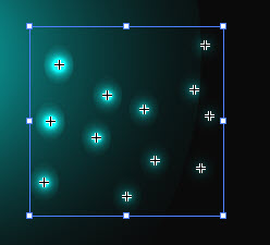 Создание бокала с эффектом брызг шаг 10