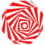 Как создать оптическую иллюзию в иллюстраторе