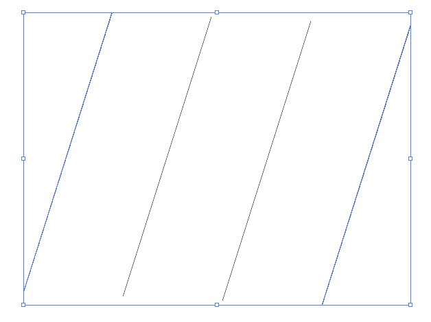Создаем векторную штриховку шаг 2