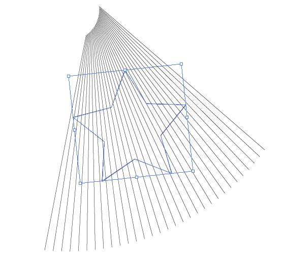 Создаем векторную штриховку шаг 3