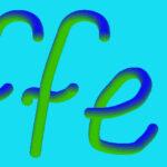 Как создать эффект 3D текста в иллюстраторе