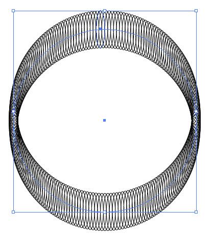 Как создавать круговые узоры шаг 5