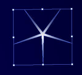 Как создать векторный фейерверк шаг 10