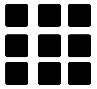 Создаем геометрический дизайн логотипа шаг 2