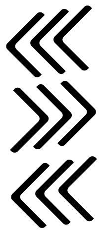 Создаем геометрический дизайн логотипа шаг 7