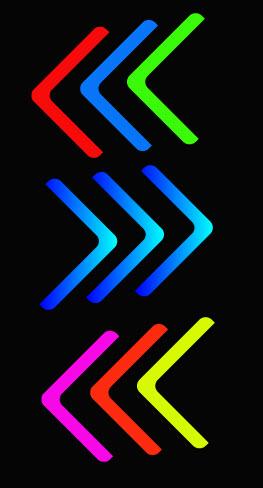 Создаем геометрический дизайн логотипа шаг 8