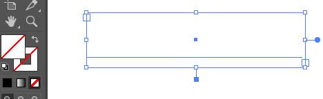 Как создать градиентную обводку текста шаг 2