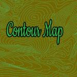 Создаем эффект контурной карты в Illustrator