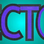 Как создать текстовый эффект мозаики в иллюстраторе