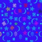 Как создать праздничный фон в Illustrator