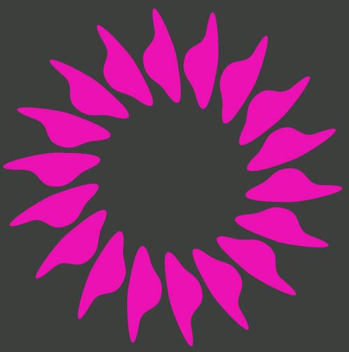 Как создать симметричные объекты