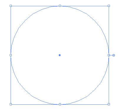 Как распределить векторные объекты по окружности шаг 3