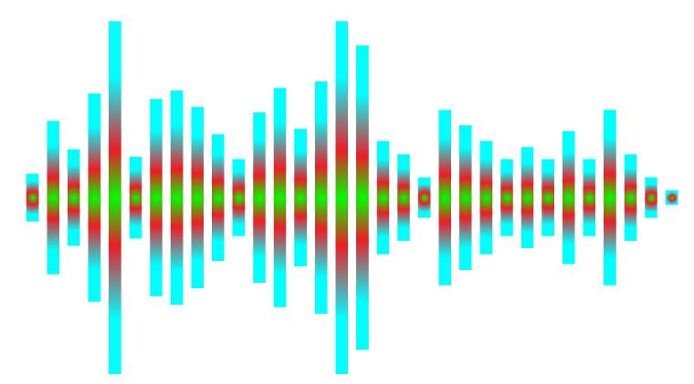 Как создать звуковую волну