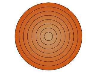 Как создать деревянную текстуру шаг 2