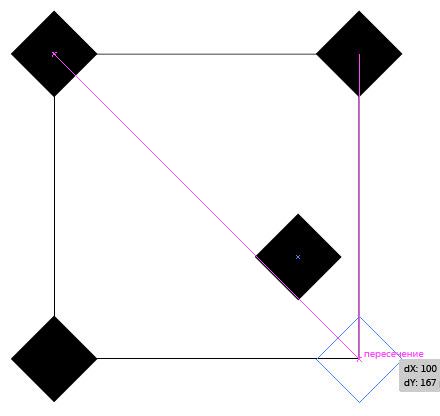 Создаем геометрический полутон шаг 3
