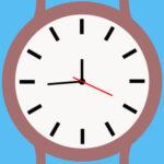 Как создать часы в иллюстраторе