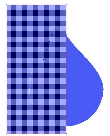 Как создать каплю воды шаг 4