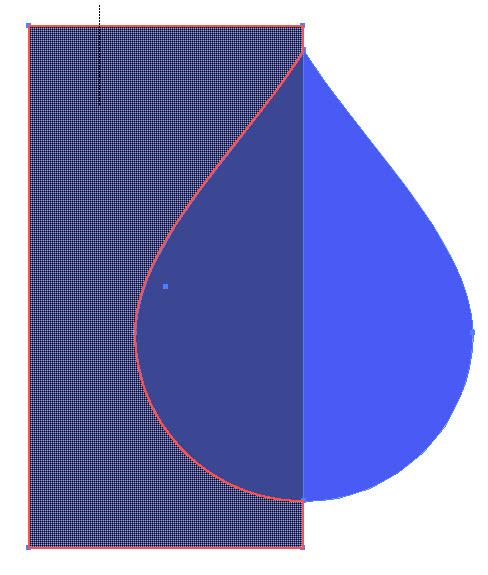 Как создать каплю воды шаг 7