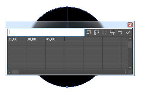Создаем объемную диаграмму шаг 1