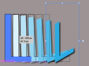 Как создать эффект перелистывания бумаги шаг 3