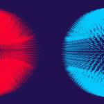 Создаем светящийся 3D эффект точек в иллюстраторе