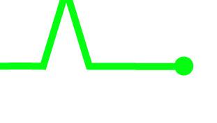 Создаем линию сердцебиения шаг 3