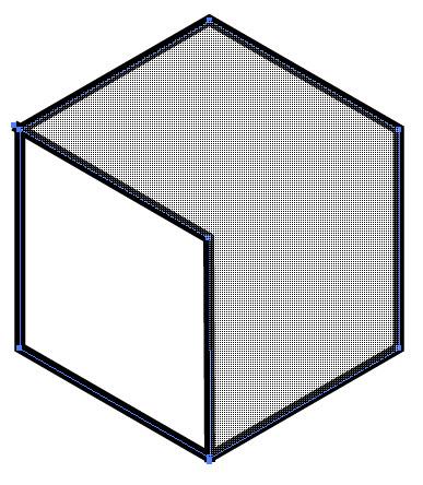 Как создать геометрические паттерны шаг 1