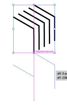 Как создать геометрические паттерны шаг 4
