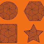 Как создать геометрические паттерны в иллюстраторе