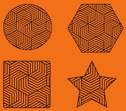 Как создать геометрические паттерны шаг 6