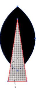 Создаем лавровый венок шаг 2