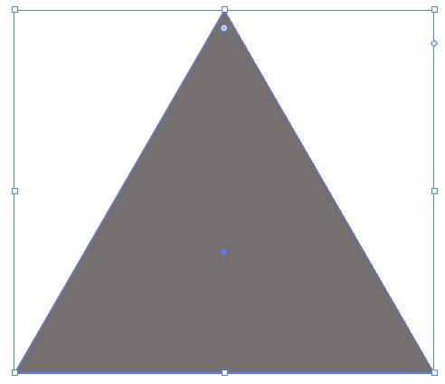 Как создать пирамиду шаг 1