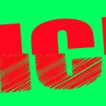 Как создать эффект разрезанного текста в иллюстраторе