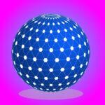 Как создать сферический тессеракт в иллюстраторе