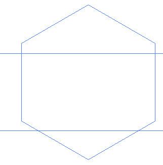 Создаем драгоценный камень из многоугольника шаг 2