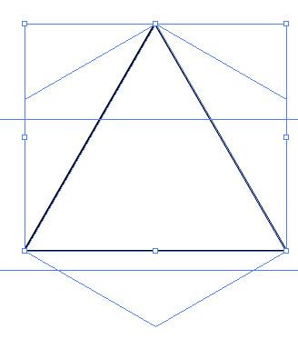 Создаем драгоценный камень из многоугольника шаг 3