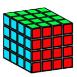 Создаем кубик Рубика в иллюстраторе